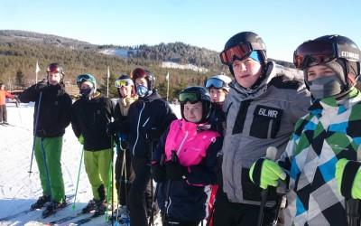 Äventyrselever = framtidens skidlärare!
