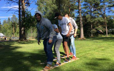 Teambuilding med sportfiske 1