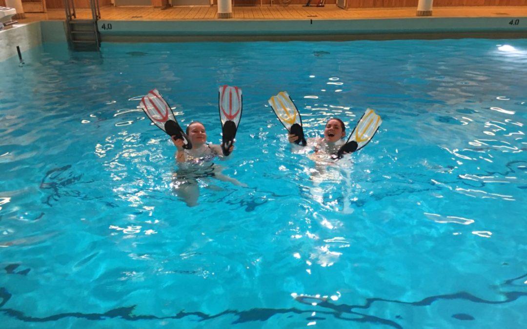 Testa på: Dykning