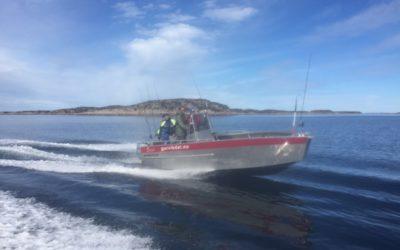 Fröyaresan 2017, havfiske och marinbiologi