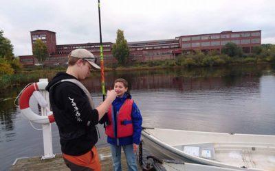 Guidning sportfiske