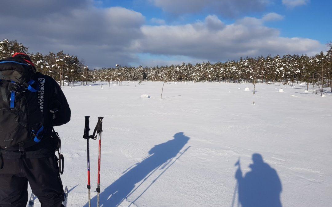 YH1 på vinteräventyr