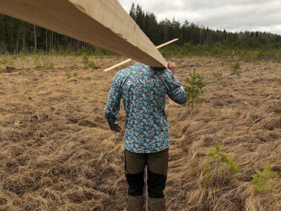 Naturbruk vid Örnäs