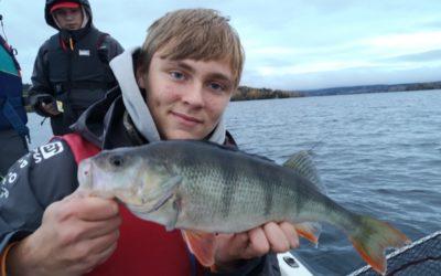 Höstfiskeveckan för årskurs 1