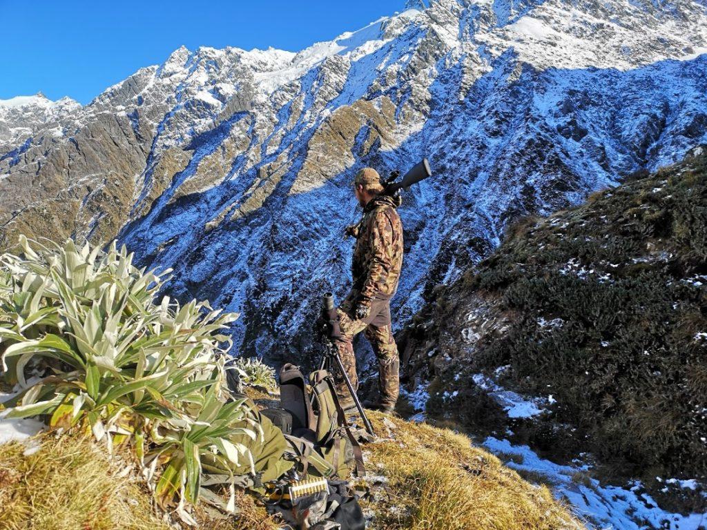 Mads Nørgaard Kristensen har redan provat på guideyrket på Nya Zeeland.